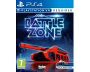 Playstation VR Battlezone (PS4)