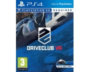 Playstation VR DriveClub (PS4)