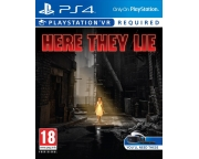 Playstation VR Here They Lie (PS4)