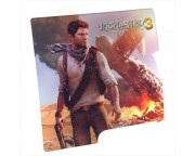 Uncharted 3 Face Plate Playstation 3 Slim konzolhoz [Sony]