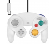 Vibration Controller for Wii GameCube [White]