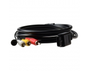 S-AV Cable for SNES, N64 and Gamecube, Wii Console PAL