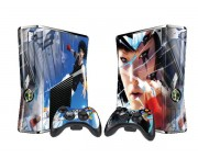 XBOX 360 Slim Mirror's Edge Vinyl Skin [Pacers Skin, BOX1015-34]