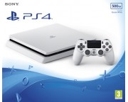 Playstation 4 SLIM 500 GB Fehér (CUH-2116) (PS4)