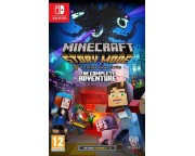 Minecraft: Story Mode The Complete Adventure (NSW)