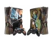 XBOX 360 Slim Dead Space 2 Vinyl Skin [Pacers Skin, BOX1015-82]