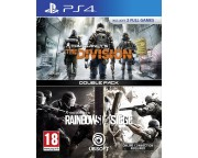 Tom Clancy´s Rainbow Six Siege + The Division (PS4)