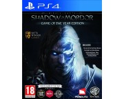 Middle Earth Shadow of Mordor Game of the Year Edition (PS4)