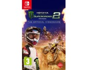 Monster Energy Supercross - The Official Videogame 2 (NSW)
