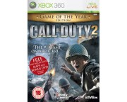 Call of Duty 2 Game of the Year Edition (Xbox 360)