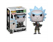 Funko POP Rick és Morty Weaponized Figura (MULTI)