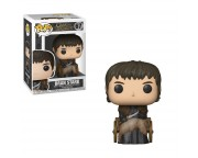 Funko POP Game of Thrones Bran Stark Figura (MULTI)