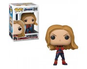Funko POP Marvel Avengers Captain Marvel Figura (MULTI)