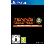 Tennis Wourld Tour Roland Garros Edition (PS4)