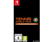 Tennis Wourld Tour Roland Garros Edition (NSW)