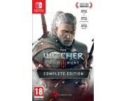 The Witcher 3: Wild Hunt Complete Edition (NSW)