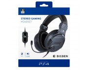 Stereo Gaming Headset V3 Titánszürke (PS4)