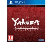 The Yakuza Remastered Collection: Day One Edition (PS4)