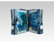 XBOX 360 Fat Halo 2 Crystal Skin [Pacers Skin, BOX0832-06]