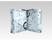 XBOX 360 Fat színes Crystal Skin [Pacers Skin, BOX0832-08]