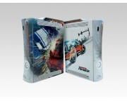 XBOX 360 Fat Burnout Paradise Crystal Skin [Pacers Skin, BOX0832-14]