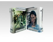 XBOX 360 Fat Lost Odyssey Crystal Skin [Pacers Skin, BOX0832-18]