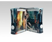 XBOX 360 Fat Alone in the Dark Crystal Skin [Pacers Skin, BOX0832-21]