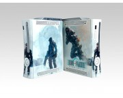 XBOX 360 Fat Lost Planet Crystal Skin [Pacers Skin, BOX0832-23]