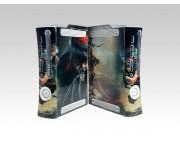XBOX 360 Fat Prince of Persia Crystal Skin [Pacers Skin, BOX0832-24]