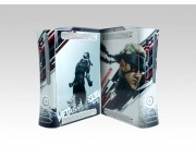 XBOX 360 Fat Metal Gear Solid 4 Crystal Skin [Pacers Skin, BOX0832-25]