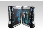 XBOX 360 Fat Star Wars Force Unleashed 2 Crystal Skin [Pacers Skin, BOX0832-29]