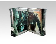 XBOX 360 Fat Fallout Crystal Skin [Pacers Skin, BOX0832-30]