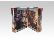 XBOX 360 Fat Transformers Crystal Skin [Pacers Skin, BOX0832-36]