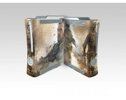XBOX 360 Fat Modern Warfare 2 Crystal Skin [Pacers Skin, BOX0832-40]