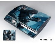 Playstation 3 Fat Vinyl Skin [Pacers Skin, PS30853-03]