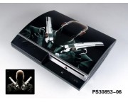 Playstation 3 Fat Vinyl Skin [Pacers Skin, PS30853-06]