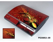 Playstation 3 Fat Vinyl Skin [Pacers Skin, PS30853-09]