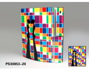 Playstation 3 Fat Vinyl Skin [Pacers Skin, PS30853-20]