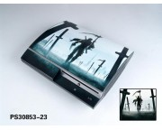Playstation 3 Fat Vinyl Skin [Pacers Skin, PS30853-23]