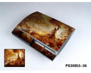 Playstation 3 Fat Vinyl Skin [Pacers Skin, PS30853-36]