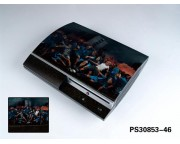 Playstation 3 Fat Vinyl Skin [Pacers Skin, PS30853-46]