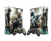 XBOX 360 Slim Ghost Recon - Future Soldier Vinyl Skin [Pacers Skin, BOX1015-133]